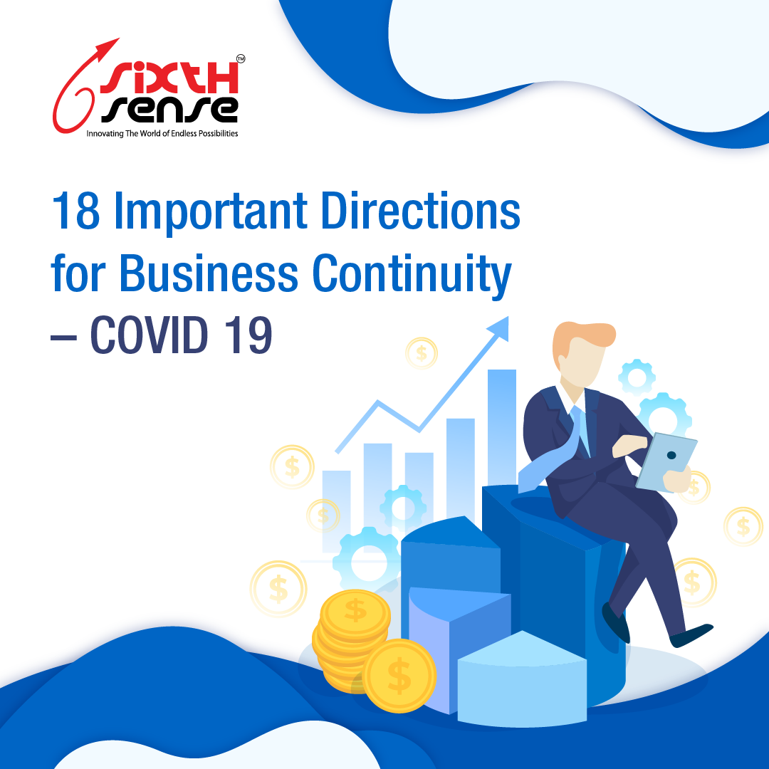 18 Essential Directions for Business Continuity Planning – COVID 19