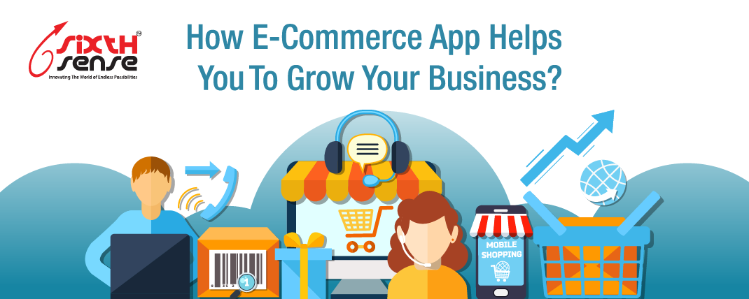 How your own branded e-commerce app will help you grow your business?